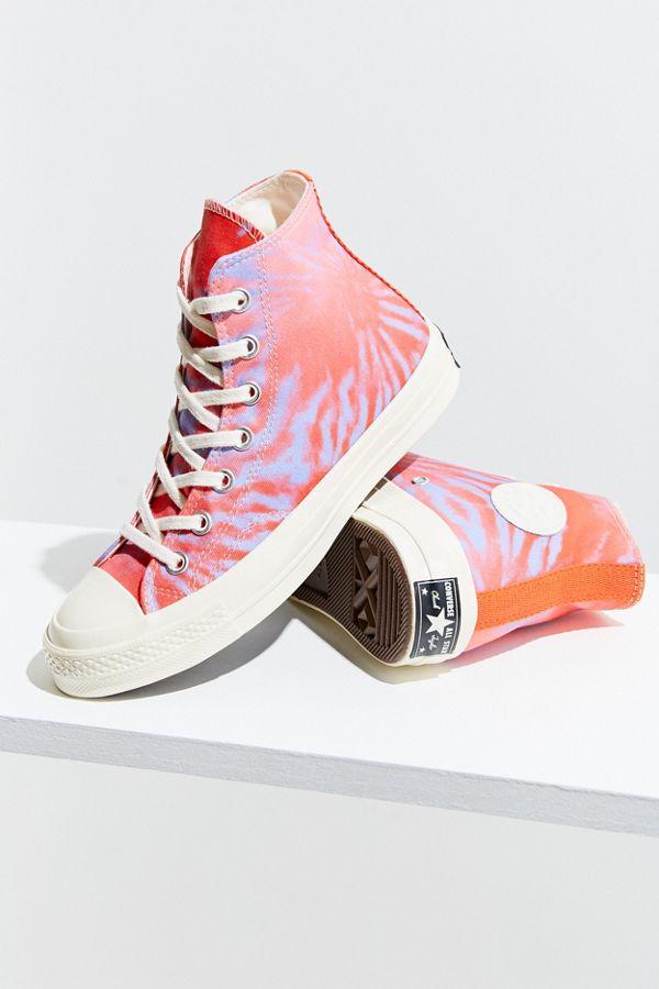 8dab97c64a0c Converse Chuck 70 Tie-Dye High Top Sneaker