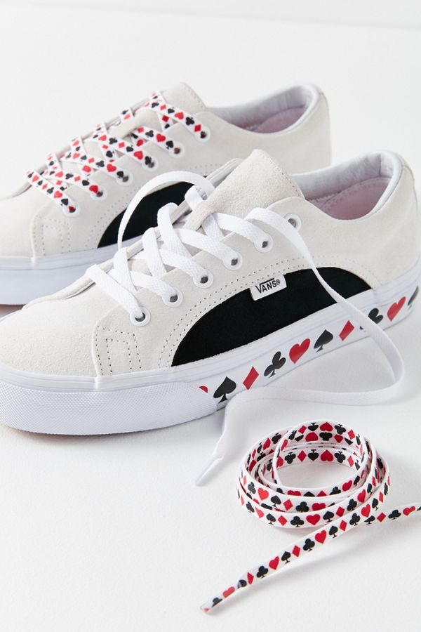 e02a779078 Vans UO Exclusive Playing Card Lampin Suede Sneaker