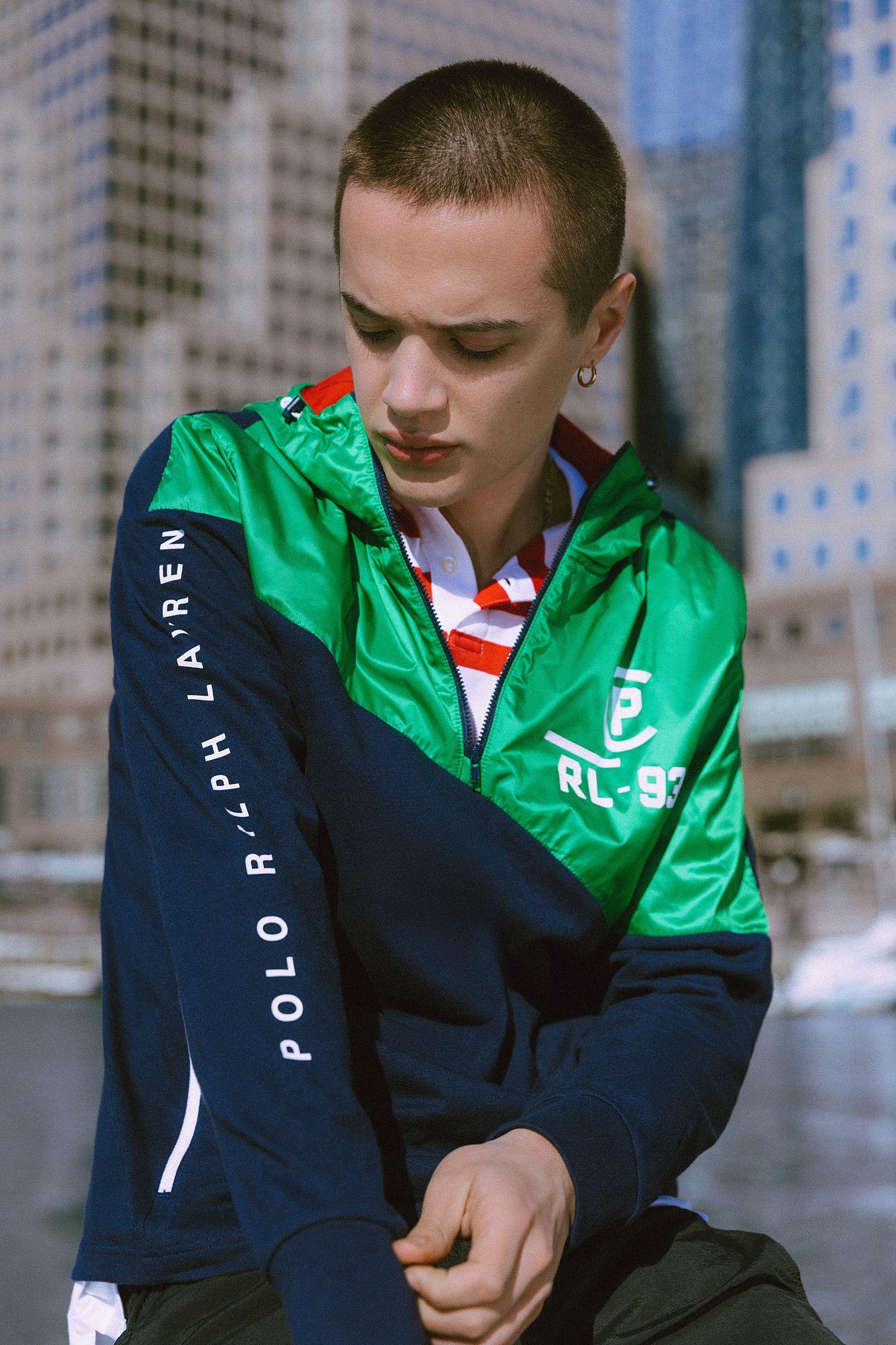 Ralph Polo Lauren Training Sweatshirt Hoodie rCoWexdB