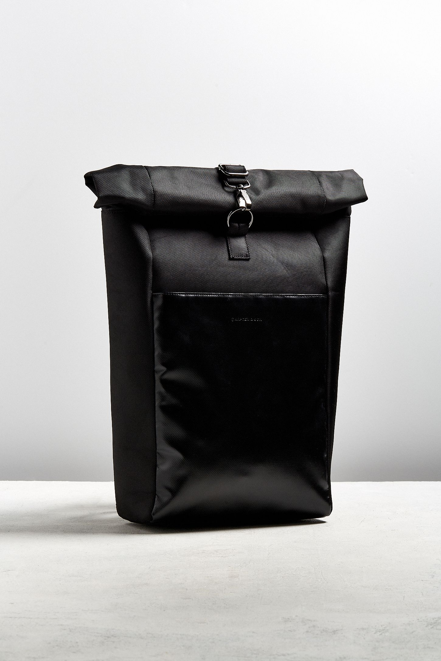 9f14e34fbc1 Kapten & Son Lund Black Backpack | Urban Outfitters
