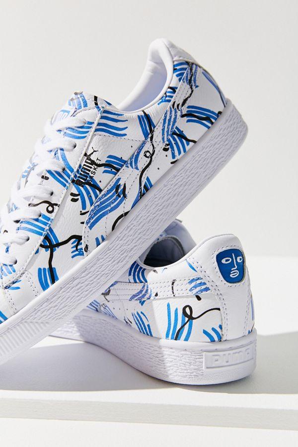 b534aa28a397 Puma X Shantell Martin Basket Sneaker