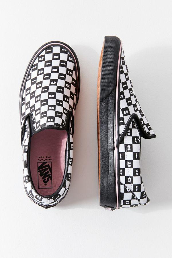 ad168968fff Vans X Lazy Oaf Classic Slip-On Sneaker