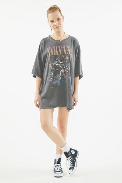 t shirt dress looks