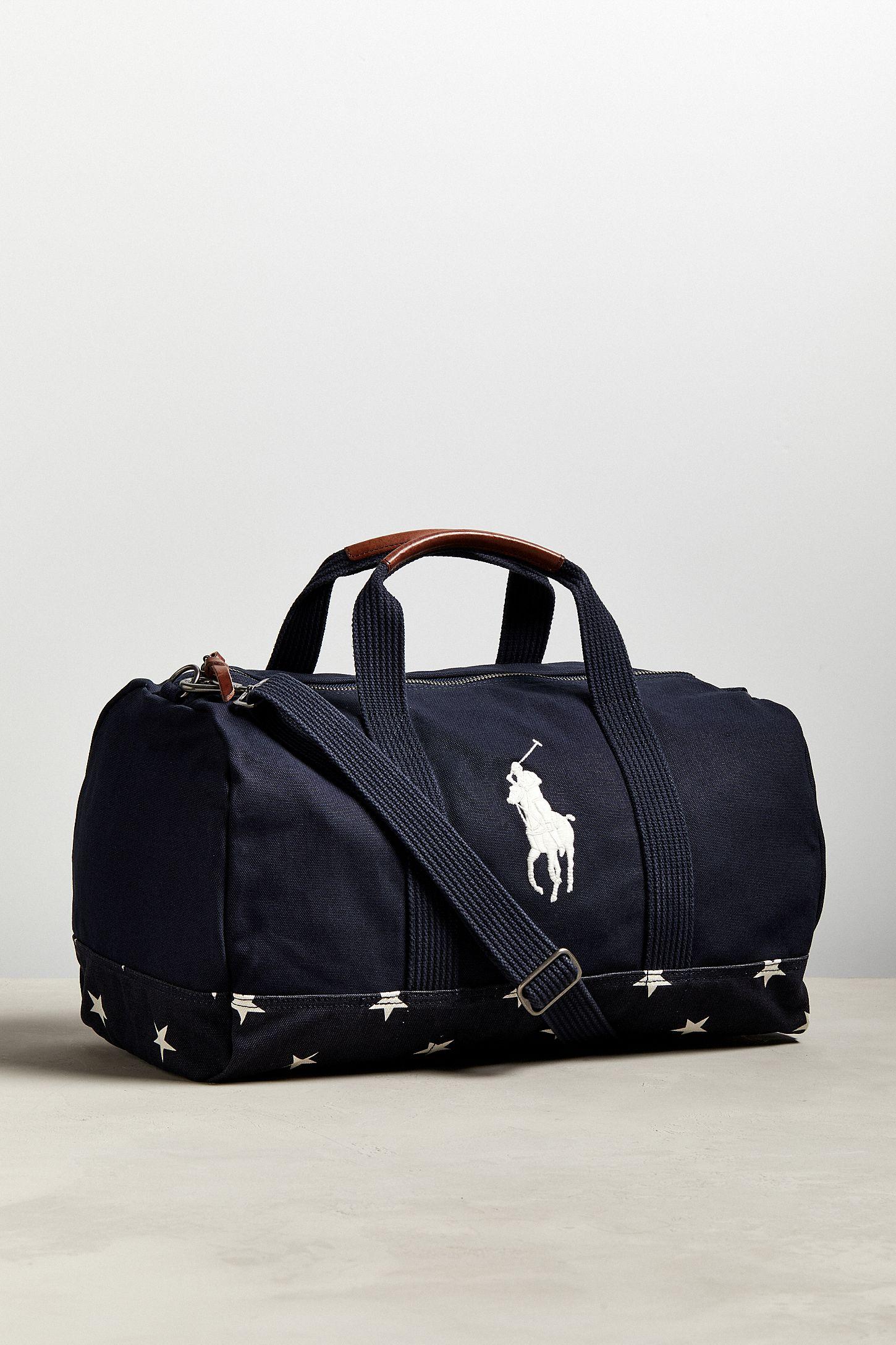 127eff09f237 Polo Ralph Lauren Star Weekend Duffle Bag