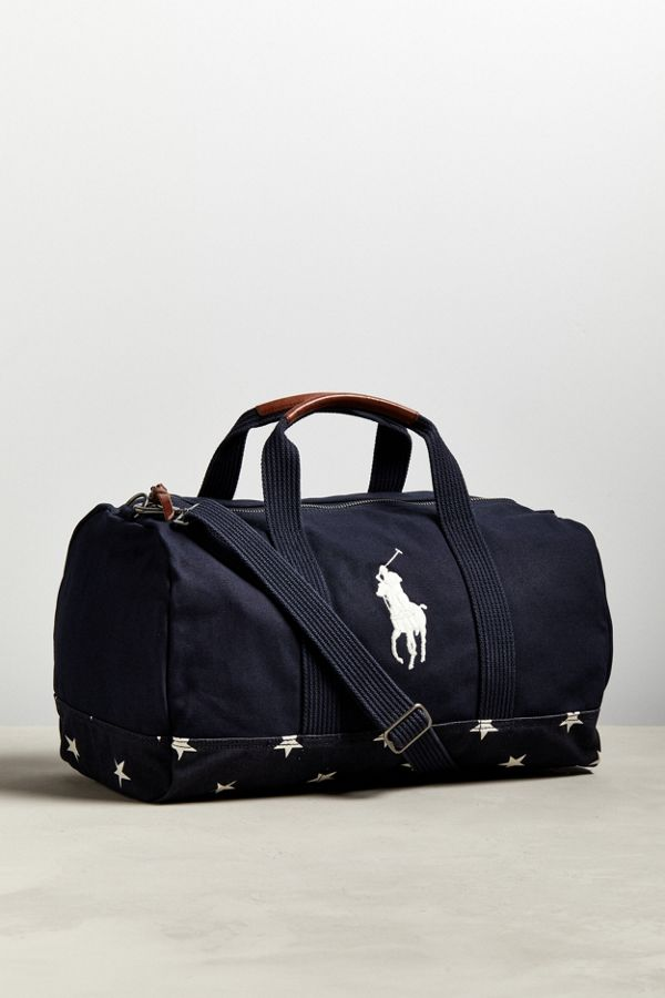 4766b9e95af8 Polo Ralph Lauren Star Weekend Duffle Bag