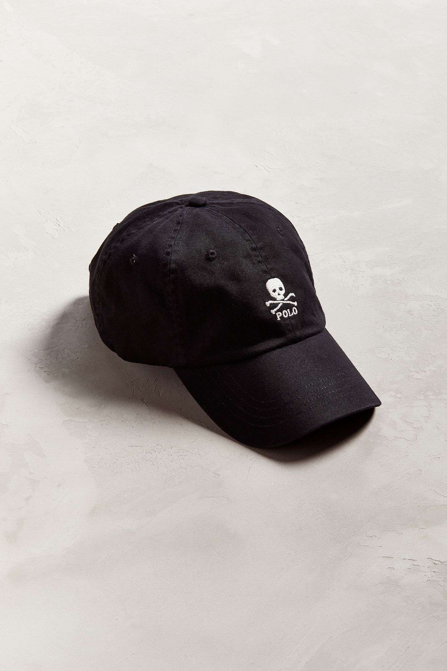 324fd62813 Polo Ralph Lauren Skull Classic Sport Baseball Hat