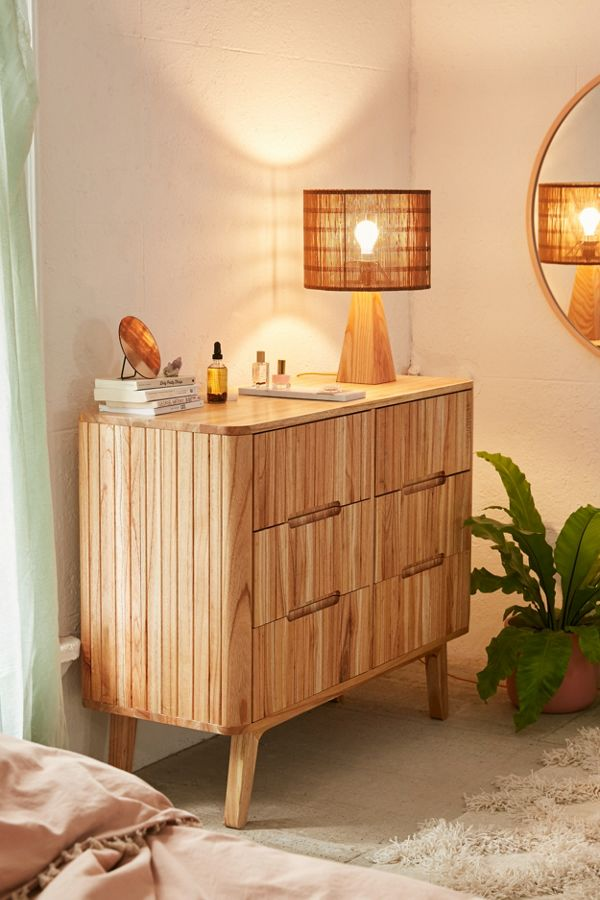 736dd692fbcc Petra 6-Drawer Dresser | Urban Outfitters