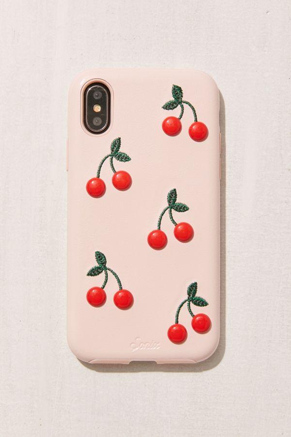 innovative design aecc6 7d047 Patent Cherry iPhone X/XS Case