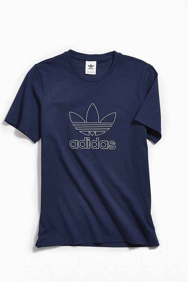 adidas t shirt urban outfitters