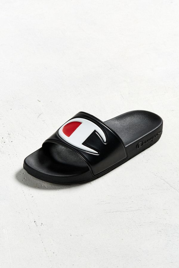 e33fa7b408f Champion Big C Logo Slide Sandal
