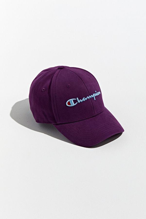 ed75dea6 Champion Classic Twill Baseball Hat