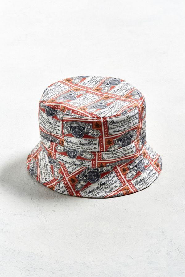7fd3744288b03 Budweiser Bucket Hat   Urban Outfitters