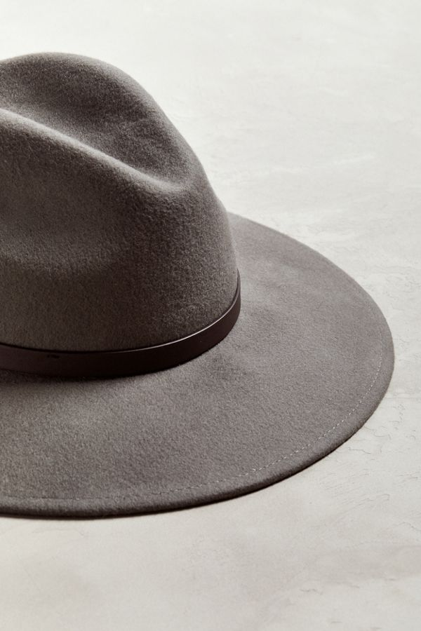 d66c18e68f31e Slide View  3  Wide Brim Fedora