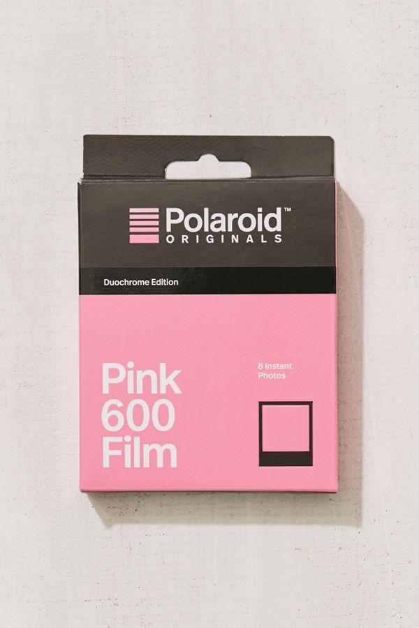 Polaroid Originals Black + Pink Duochrome 600 Instant Film