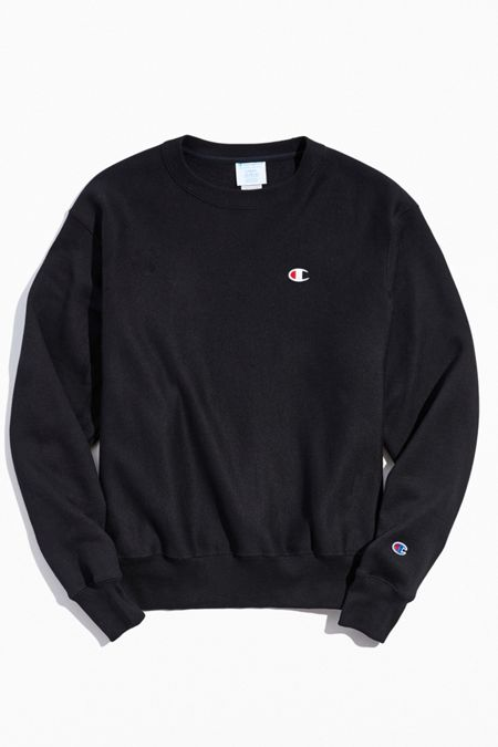 8b2dfb055f8d Champion Reverse Weave Fleece Crew-Neck Sweatshirt