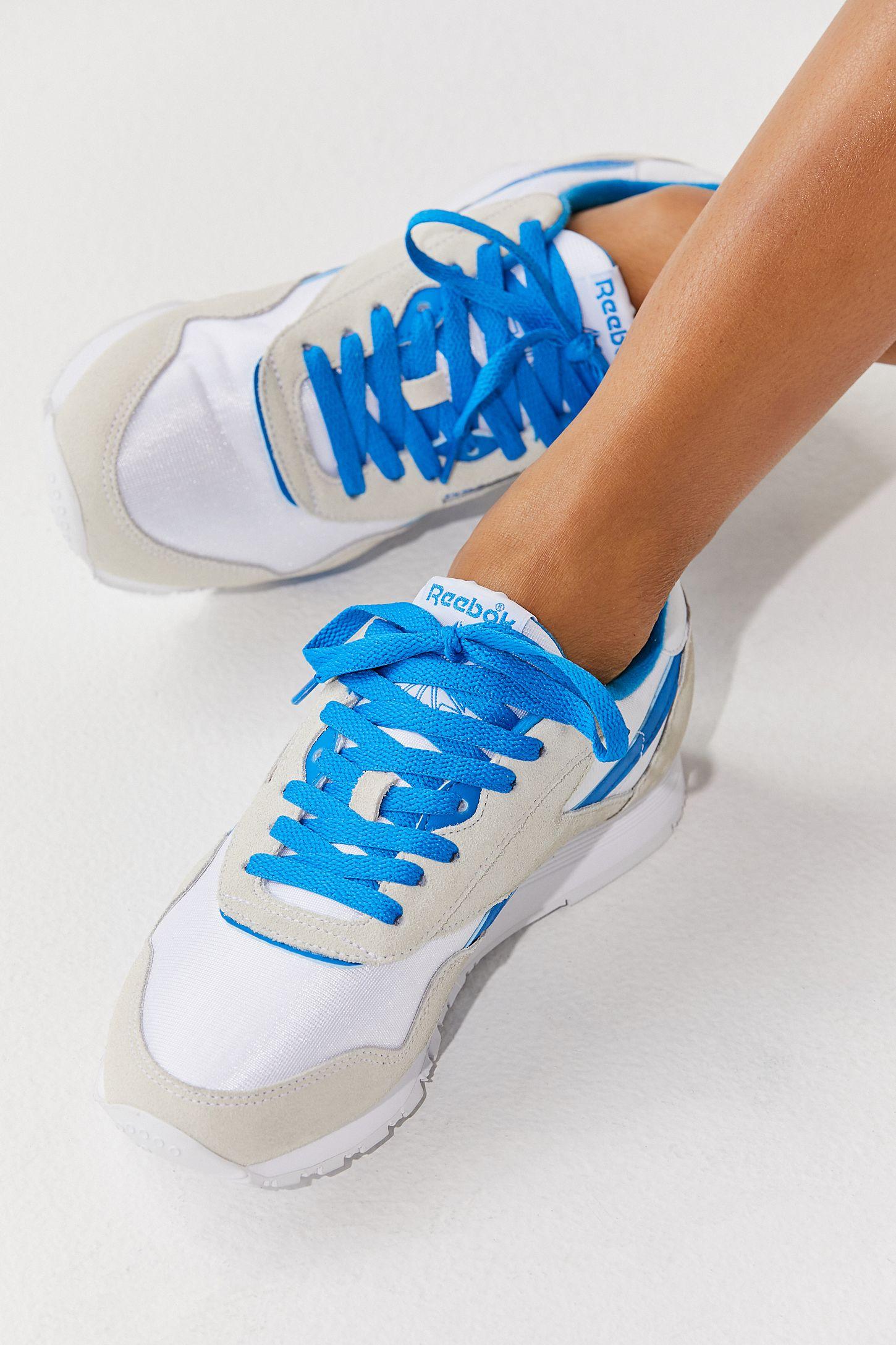 ed1c8191f4a Reebok Classic Nylon Archive Sneaker