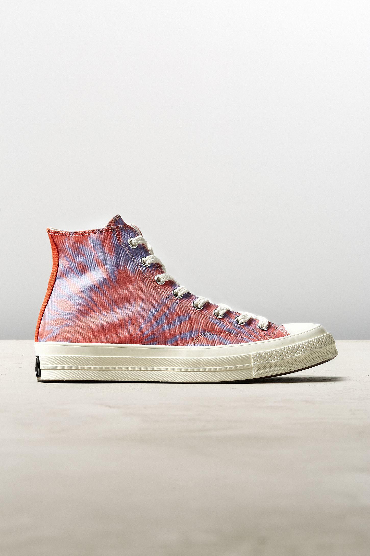 6f6db141e646 Converse Chuck Taylor  70s Tie-Dye High Top Sneaker