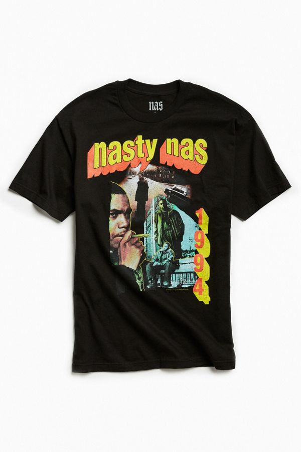 cb8fc0350 Nasty Nas Tee | Urban Outfitters