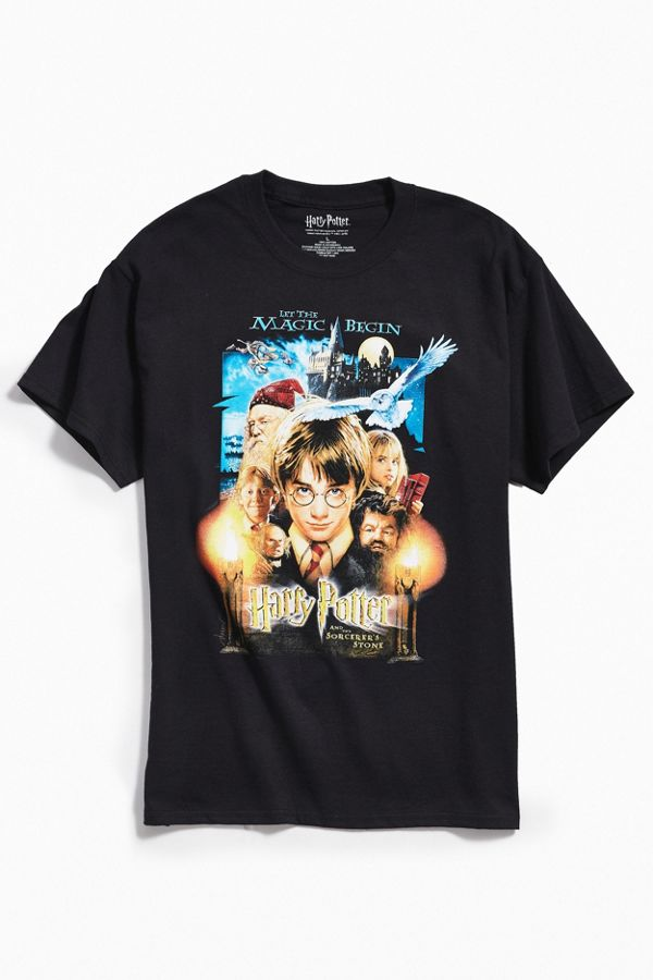 05d557093ec Harry Potter Poster Tee | Urban Outfitters
