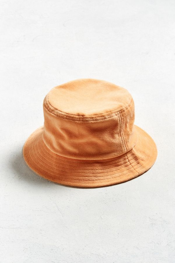 c2c4ad38 UO Velour Bucket Hat | Urban Outfitters