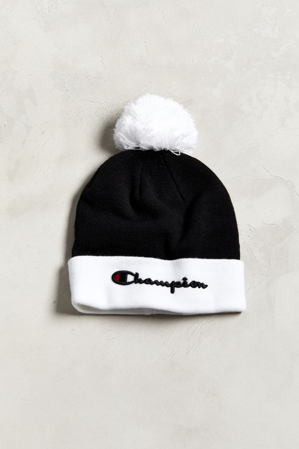 2be03d1bc66f8 Champion Script Beanie