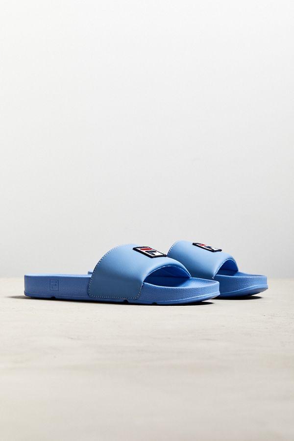 d289b7ced302 FILA Drifter Box Logo Slide Sandal