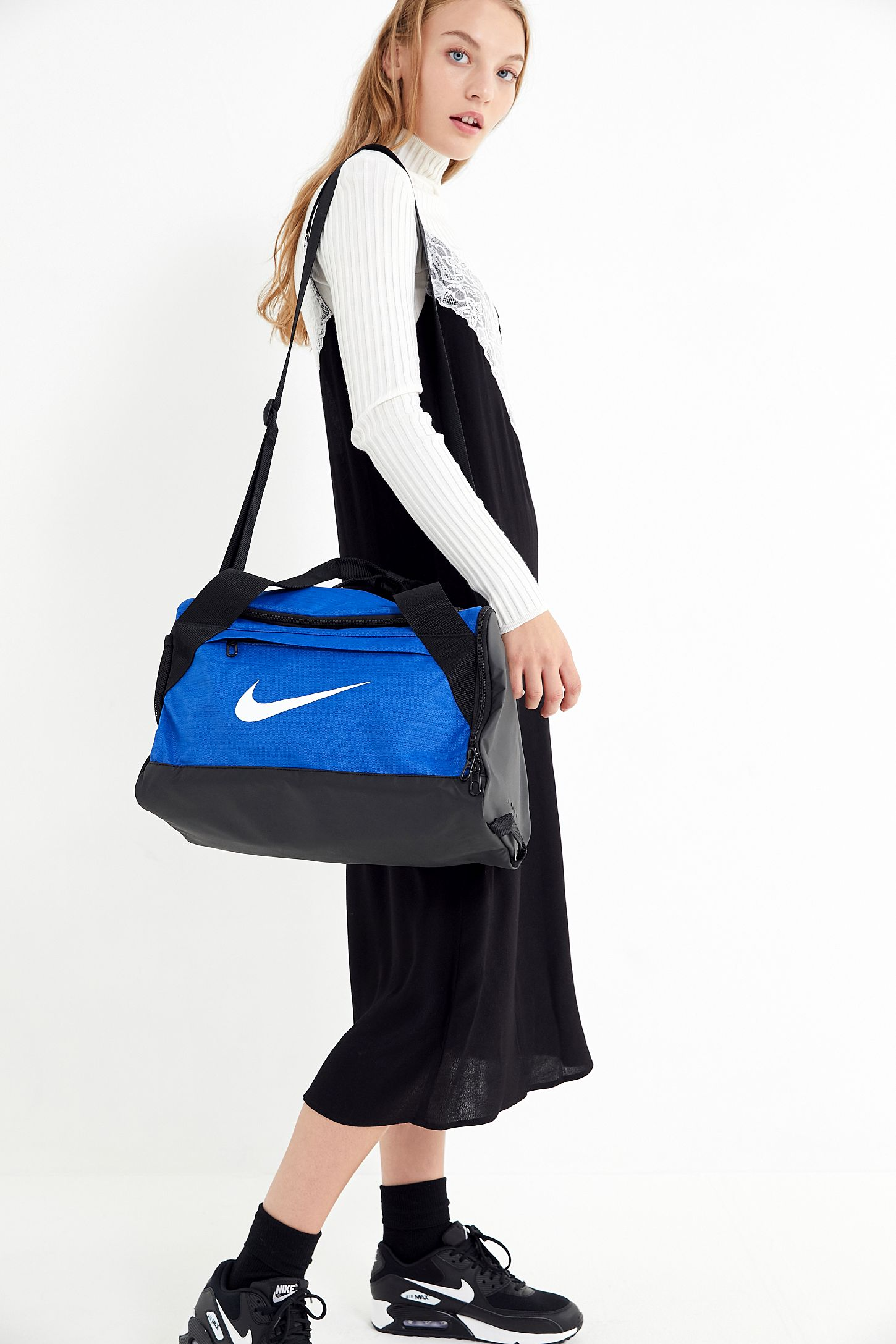 1a3751119680 Nike Brasilia Small Duffle Bag