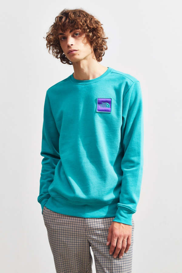 ae1fd4543 The North Face Patch Crew-Neck Sweatshirt