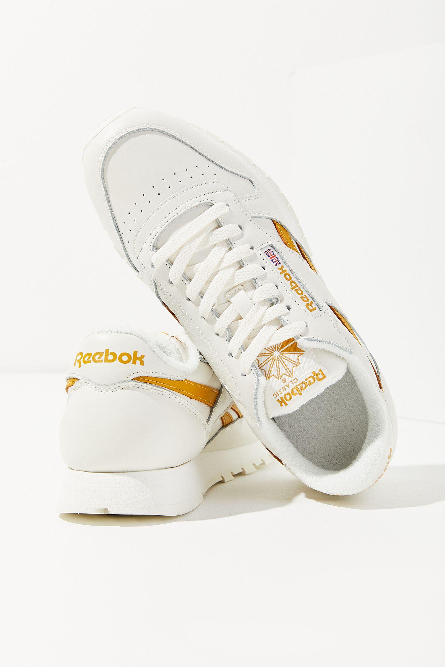 Sneaker Leather Vintage Reebok Classic Reebok OwZlkXiPuT