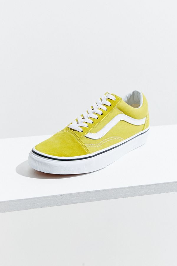 vans citron