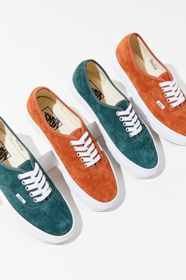 82dfed480c Vans Authentic Suede Sneaker