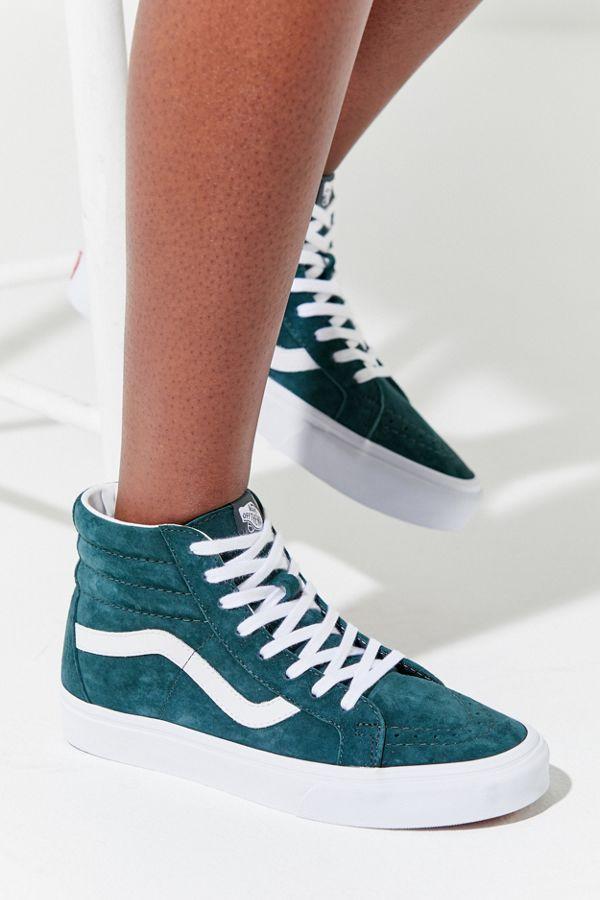 537c8288f6 Vans Sk8-Hi Reissue Suede Sneaker