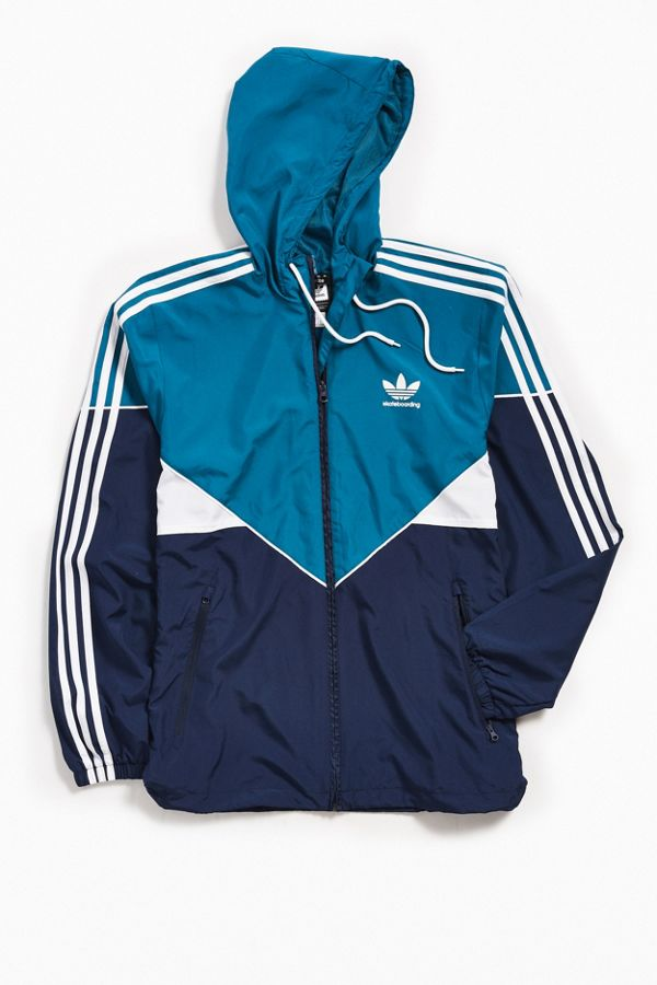 23a5f0be2 adidas Premiere Windbreaker Jacket | Urban Outfitters