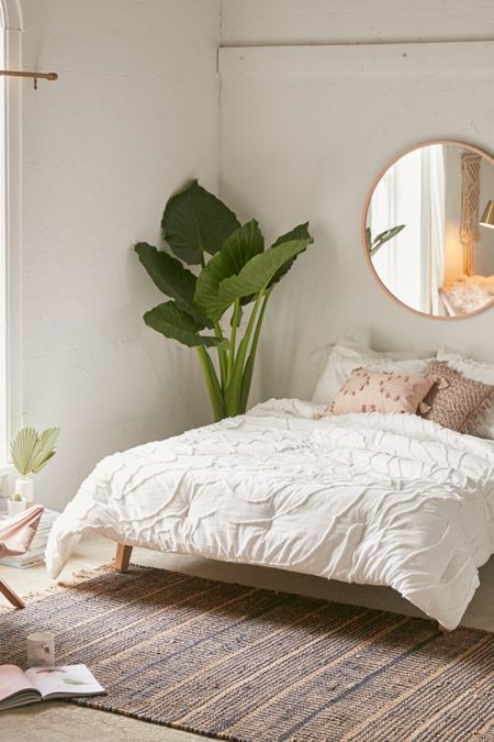 Slide View: 1: Margot Tufted Floral Comforter Snooze Set