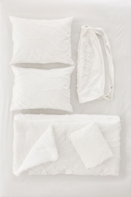 Slide View: 4: Margot Tufted Floral Comforter Snooze Set