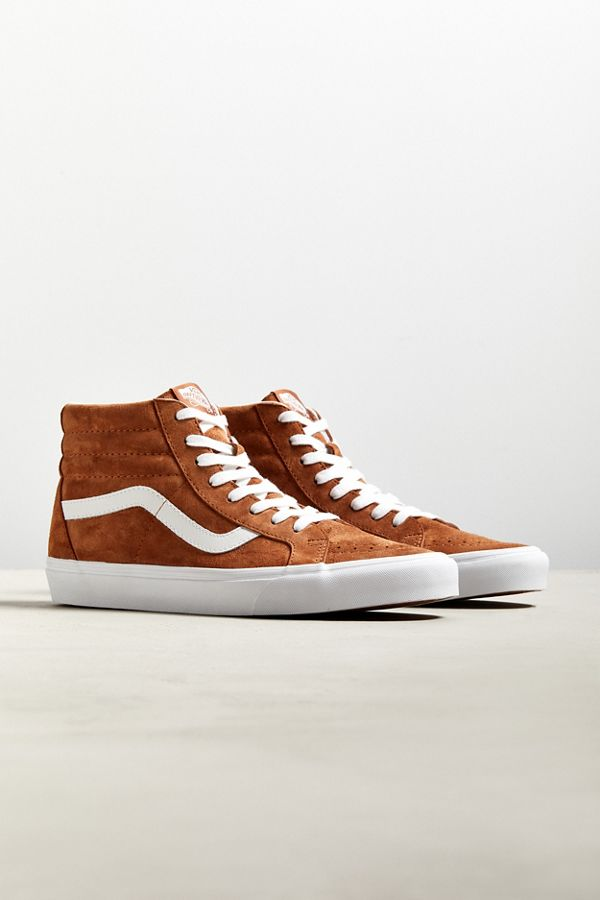7e5d410556 Vans Sk8-Hi Reissue Suede Sneaker
