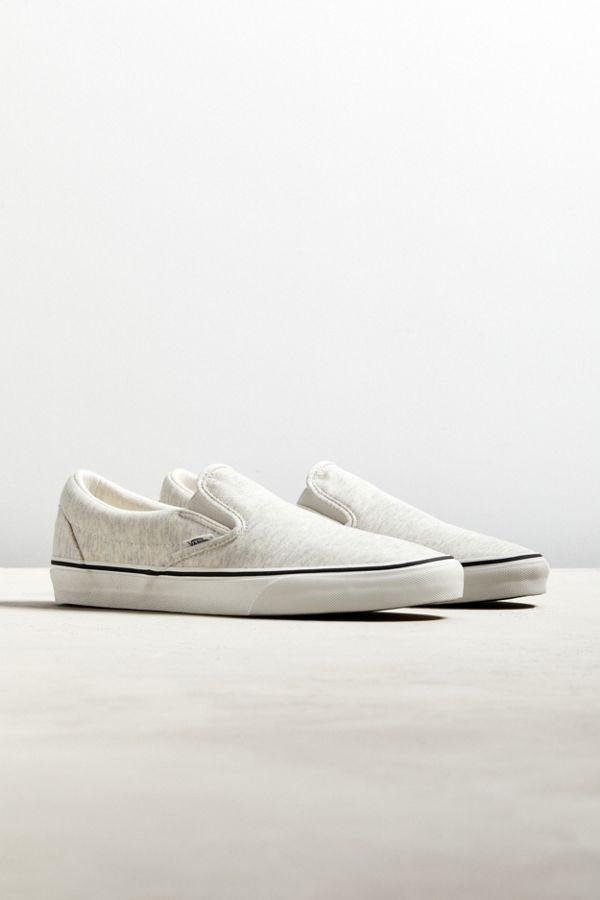 5067d48d35 Vans Knit Classic Slip-On Sneaker