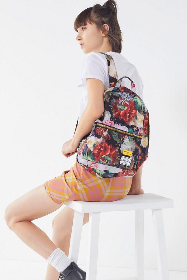 13e9cbc99cf Herschel Supply Co. X Hoffman California Fabrics Grove XS Backpack ...