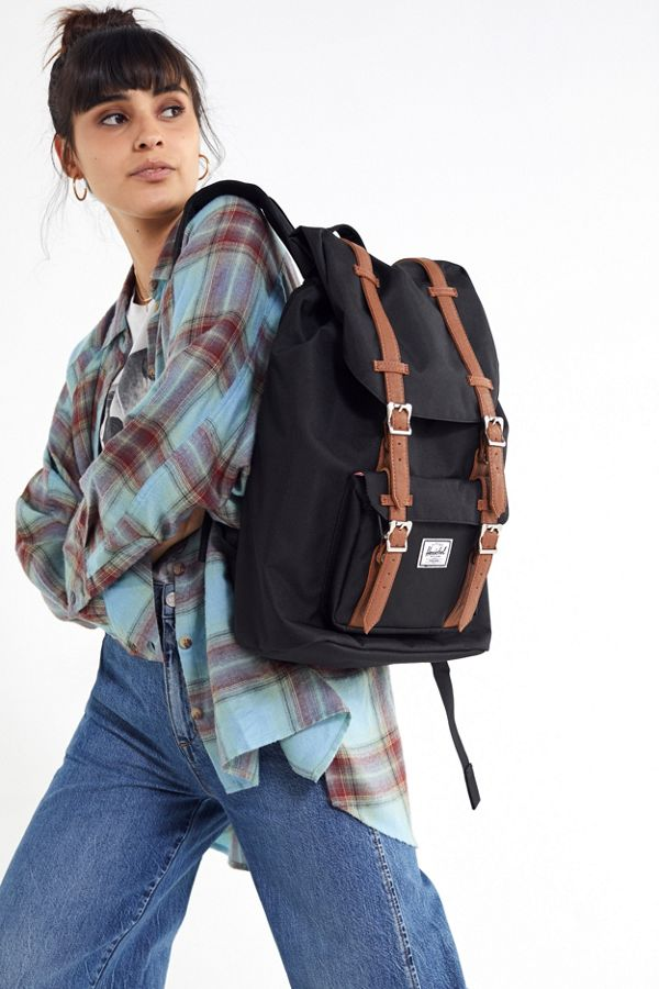 2345fbf8af Herschel Supply Co. Little America Mid-Volume Backpack