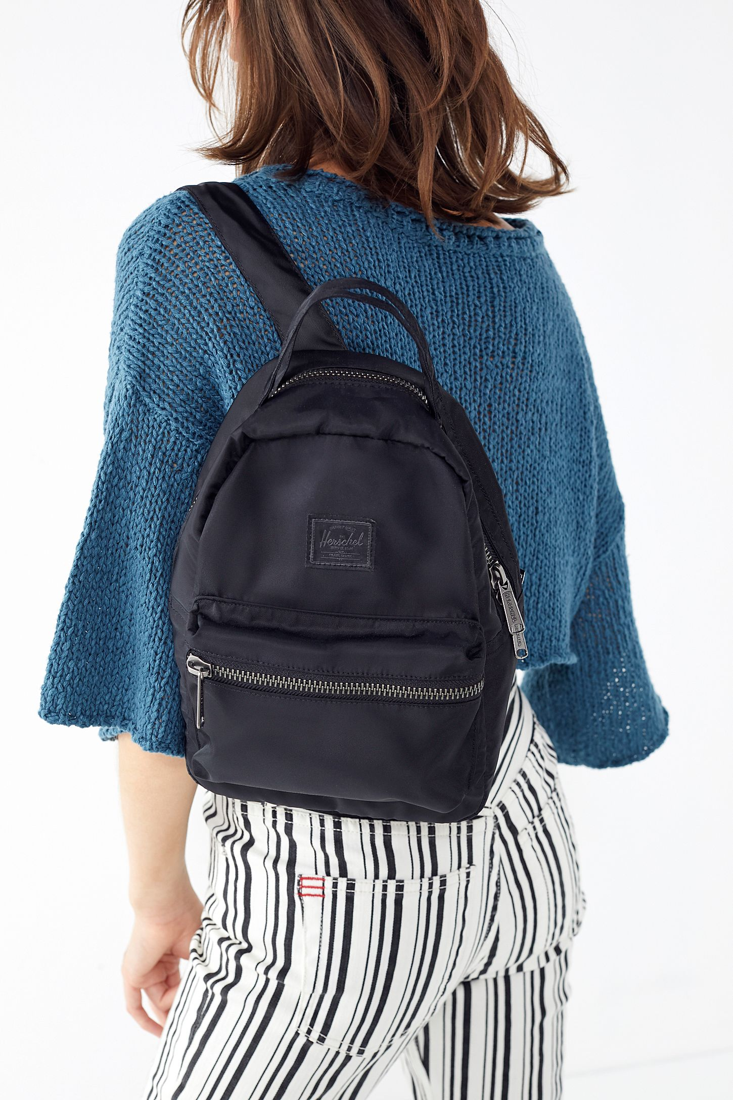11a3082b16 Herschel Supply Co. Satin Nova Mini Backpack