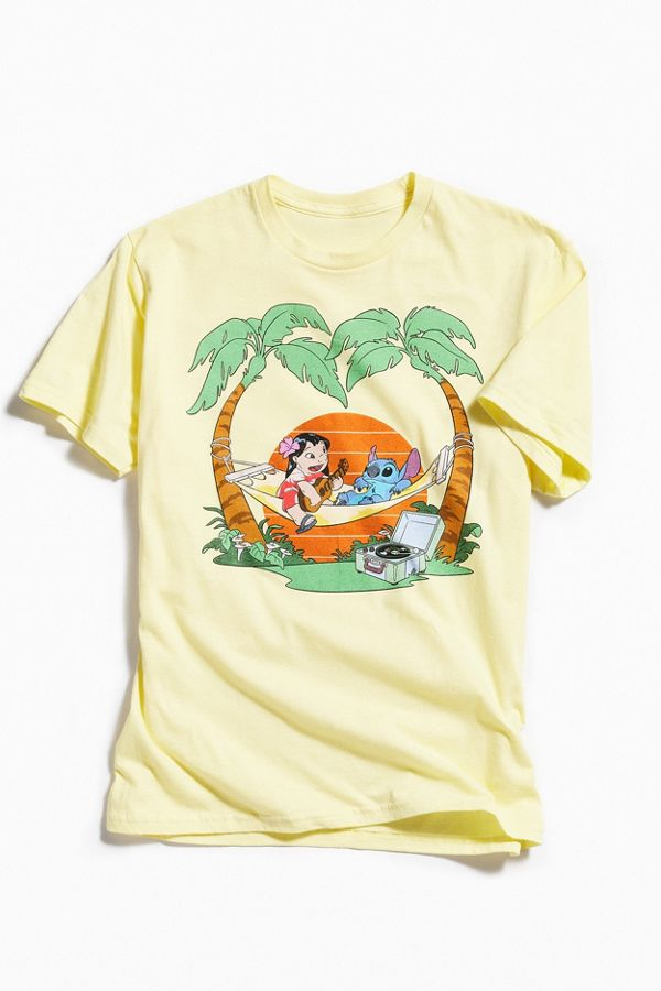 15900135b Lilo & Stitch Tee   Urban Outfitters