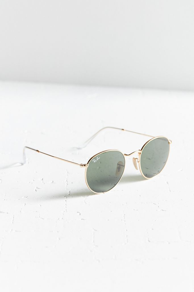 ray ban round metal sunglasses dupe