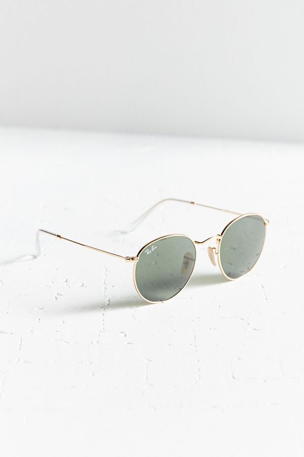 Ray Ban Round Metal Classic Sunglasses