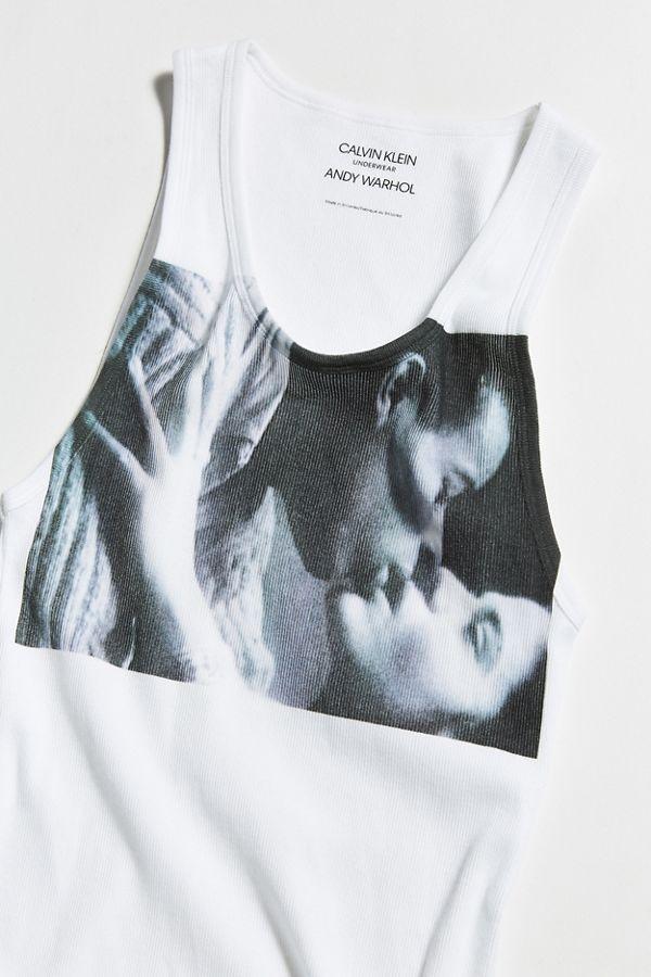 59befdaf3198f Calvin Klein X Andy Warhol Kiss