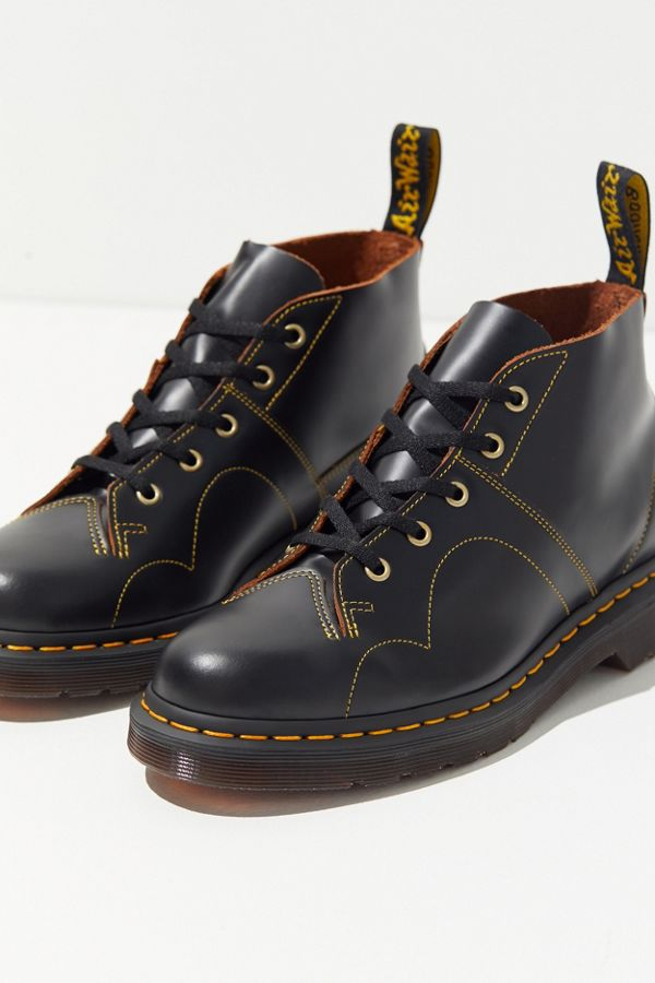 ca46e5d567a Dr. Martens Church Vintage Smooth Boot