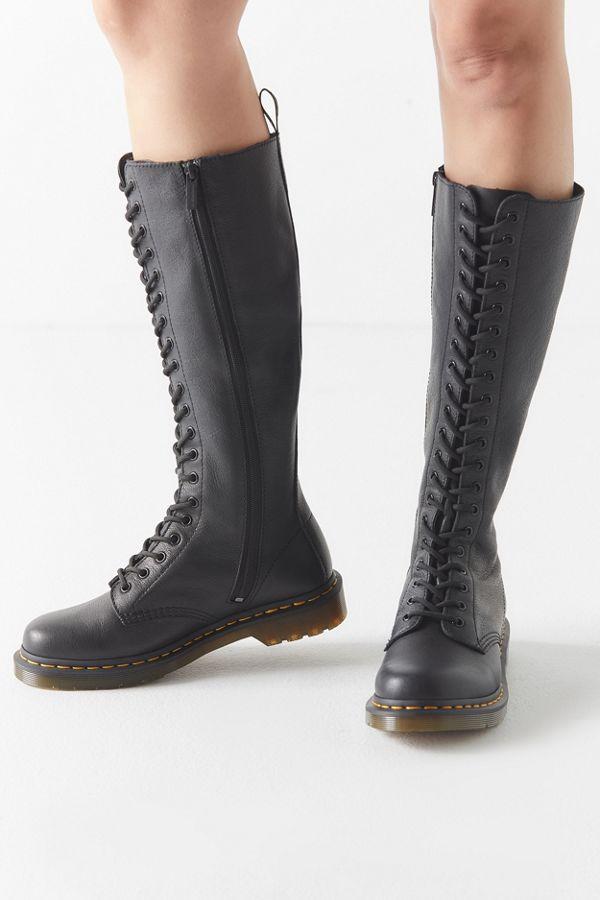 6402d4a8553 Dr. Martens 1B60 20-Eye Zip Boot