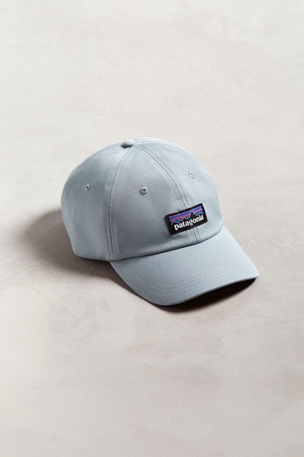 2216d38d1f309 Slide View  1  Patagonia P-6 Label Trad Baseball Hat