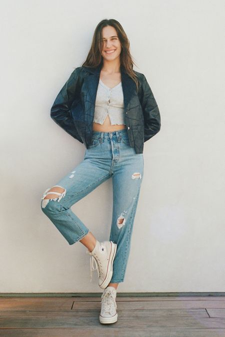 cheapest price enjoy bottom price great deals 2017 Women's Jeans: Mom Fit, Ripped & High Waisted | Urban Outfitters