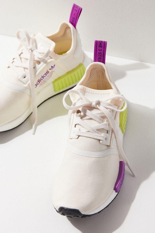 7a49f685057f9 adidas NMD R1 Neon Sneaker