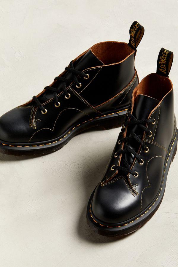 0d7dfef8b44 Dr. Martens Church Monkey Vintage Boot